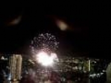 THE DOME(Youtube : New Year firework from State Tower:00:00)