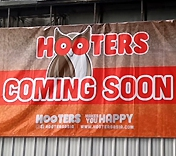 Coming Soon HOOTERS